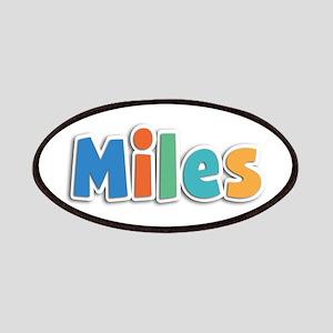 Miles Spring11B Patch