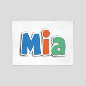 Mia Spring11B 5'x7' Area Rug