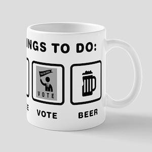 Politician Mug