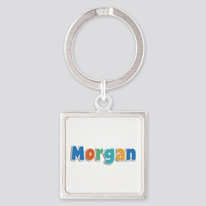 Morgan Spring11B Square Keychain