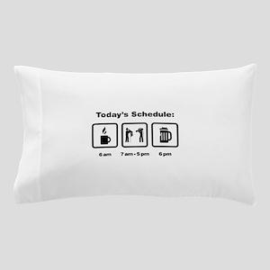 Reporter Pillow Case