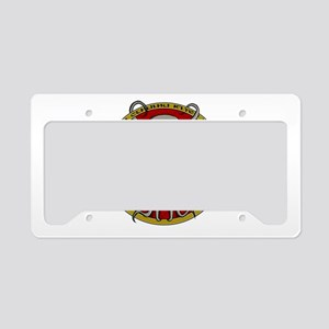 Cthulhu Sigil License Plate Holder