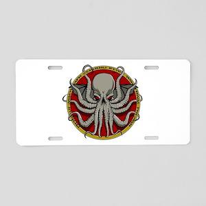 Cthulhu Sigil Aluminum License Plate