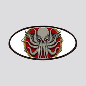 Cthulhu Sigil Patches