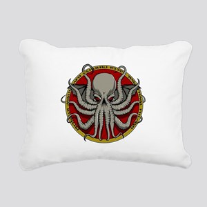 Cthulhu Sigil Rectangular Canvas Pillow