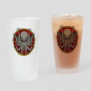 Cthulhu Sigil Drinking Glass