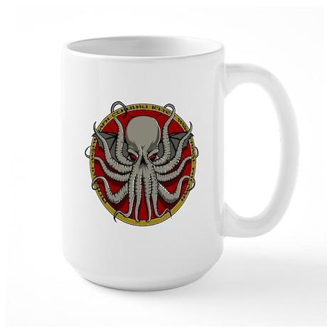 Cthulhu Sigil Large Mug