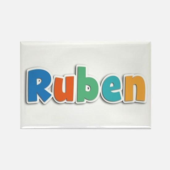 Ruben Spring11B Rectangle Magnet