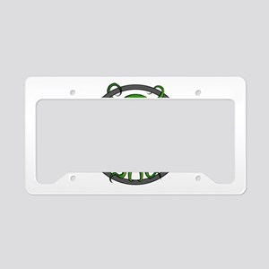 Cthulhu Rising License Plate Holder