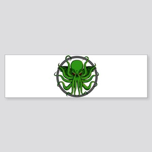 Cthulhu Rising Sticker (Bumper)
