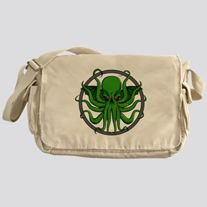 Cthulhu Rising Messenger Bag