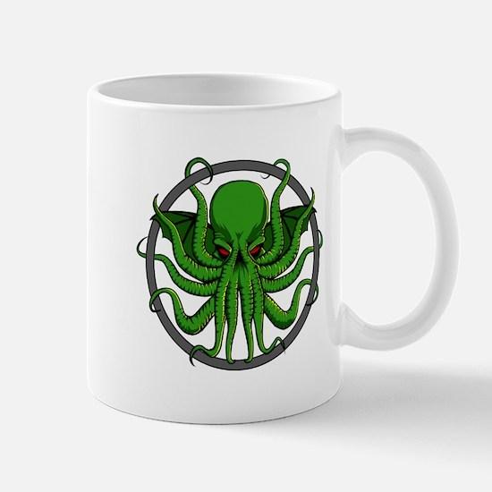Cthulhu Rising Mug