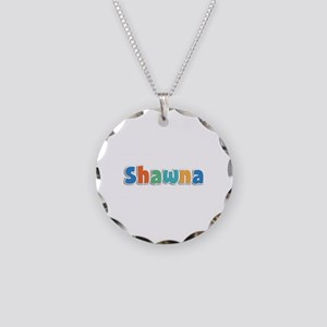 Shawna Spring11B Necklace Circle Charm