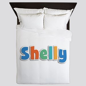 Shelly Spring11B Queen Duvet