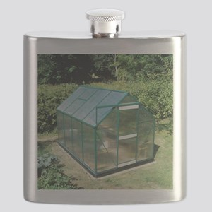 Polycarbonate greenhouse - Flask