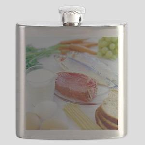 Balanced diet - Flask
