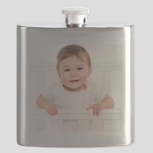 Baby girl - Flask