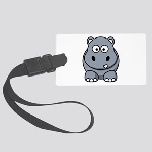 FBC Hippo ONLY Large Luggage Tag