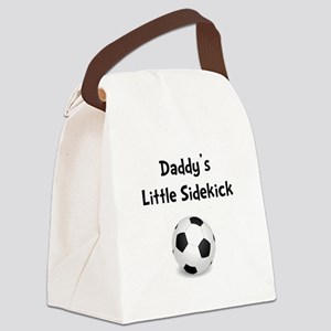 FBC Daddy Sidekick Black Canvas Lunch Bag