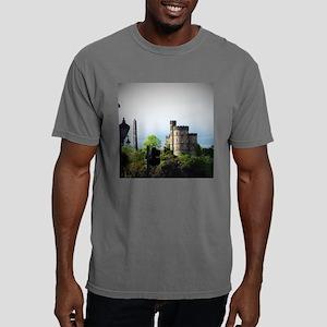 Edinburgh, Scotland Mens Comfort Colors Shirt