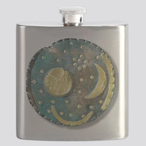 Nebra sky disk, Bronze Age - Flask