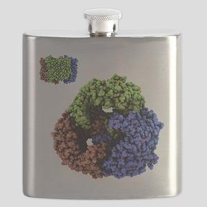 Sucrose-specific porin molecule - Flask
