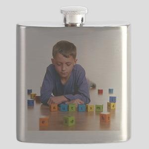 Autistic boy - Flask