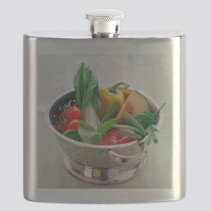 Fruit and vegetables - Flask