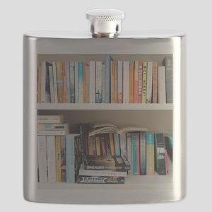 Fiction books - Flask