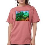Green Mountains Womens Comfort Colors Shirt