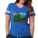 Green Mountains Womens Football Shirt