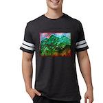 Green Mountains Mens Football Shirt