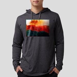 Mesas Mens Hooded Shirt