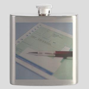 Medical prescription - Flask