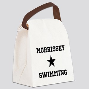 Morrissey Swimming Canvas Lunch Bag