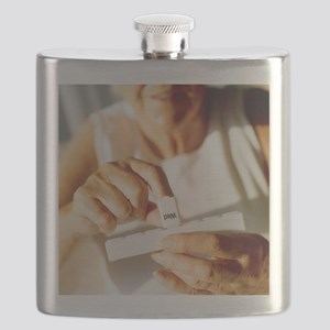 Pill box - Flask