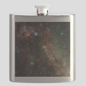 Milky Way in Cygnus - Flask