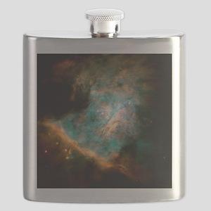 Orion nebula - Flask
