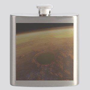 Water on Mars - Flask