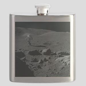 Apollo 17 astronaut - Flask