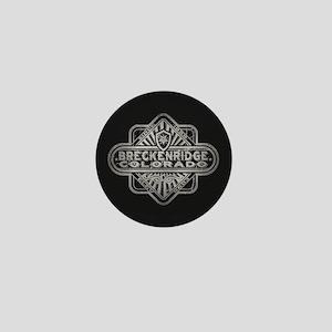 Breckenridge Vintage Diamond Mini Button
