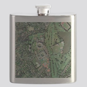 Wimbledon tennis complex, UK - Flask