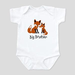 Big Brother - Mod Fox Infant Bodysuit