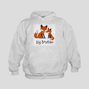 Big Brother - Mod Fox Kids Hoodie