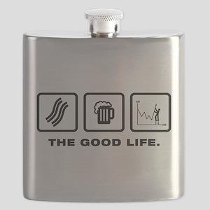 Financial Trader Flask