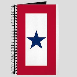 Blue Star Flag Journal