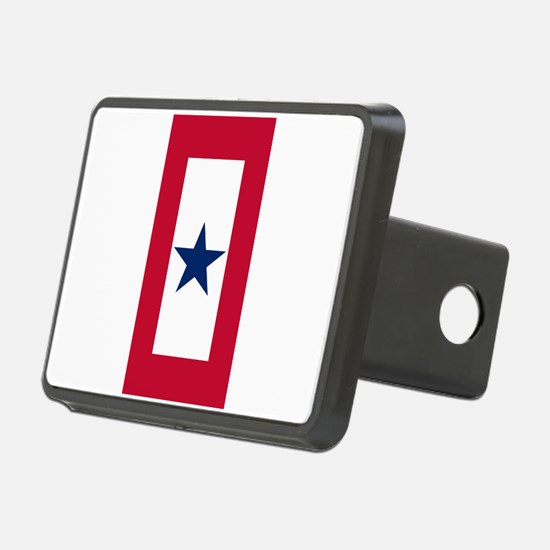 Blue Star Flag Hitch Cover