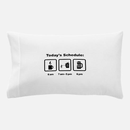 Fire Fighter Pillow Case