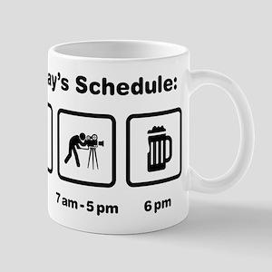 Cameraman Mug