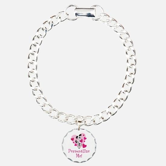 Valentine Puppy Bracelet